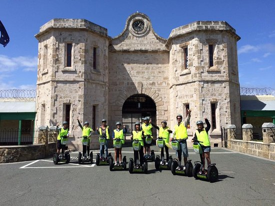 Segway Tours WA - Fremantle