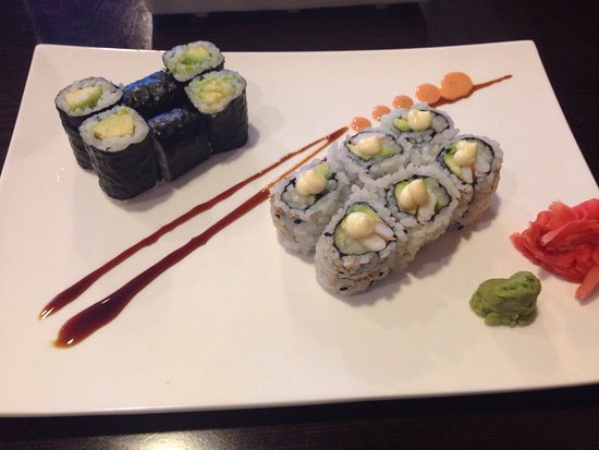 Pan asian cuisine sushi bar and grill green cove springs for Adaro sushi pan asian cuisine