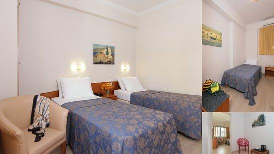 Pan Hotel : Family Room