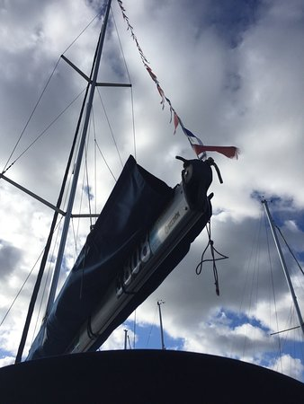 Bowness-on-Windermere, UK: October 9th 2016 afternoon tea cruise