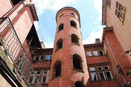 Traboules du Vieux Lyon Picture of Traboules du Vieux Lyon Lyon