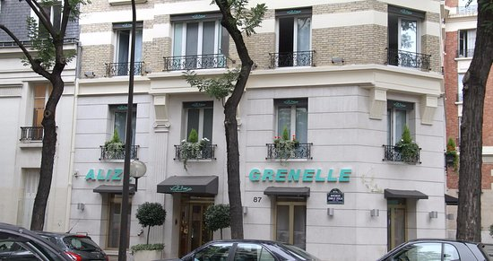 Photo of Hotel Alize Grenelle Tour Eiffel Paris