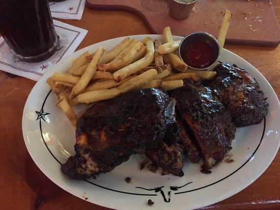 Saltgrass Steak House: Spare Ribs