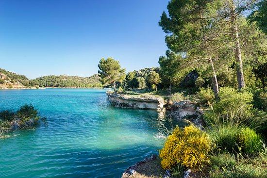 Dona Ruidera: Laguna Lengua