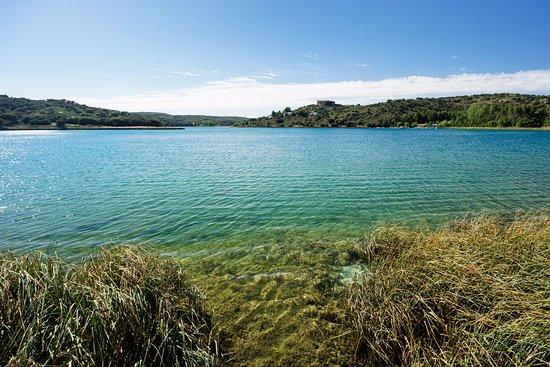 Dona Ruidera: Laguna La Colgada