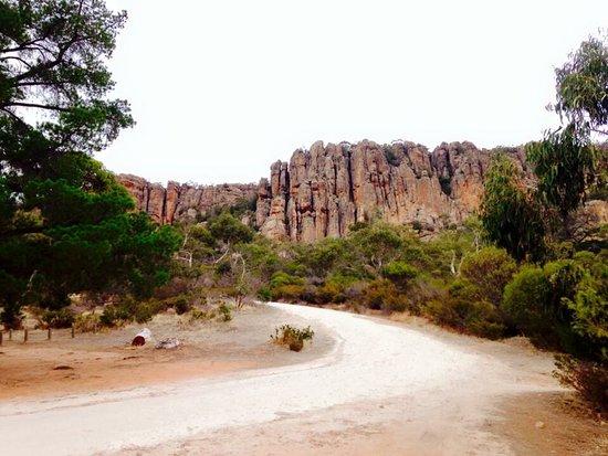 Natimuk, Avustralya: View from the bottom