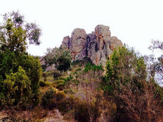 Natimuk, Australien: View from the bottom