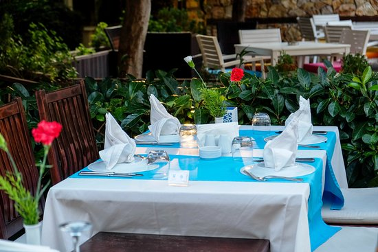 Liberty Hotels Oludeniz: Garden Restaurant