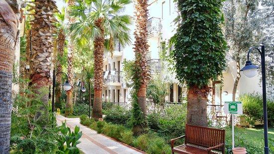 Liberty Hotels Oludeniz: Garden