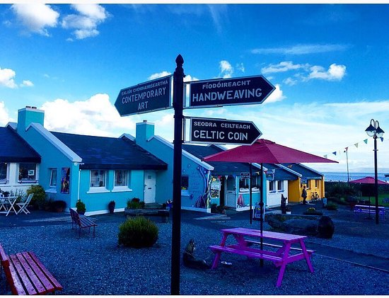 Spiddal, Irland: photo1.jpg