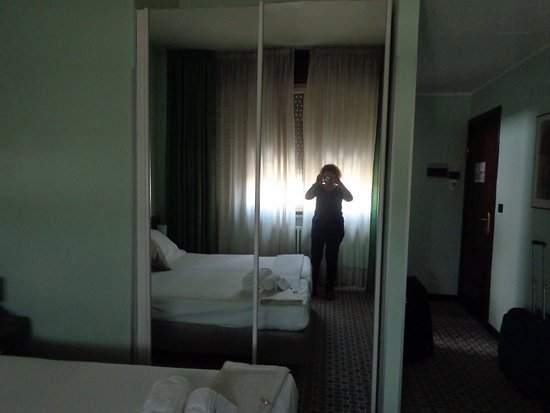 Hotel Salera : Particolare dell'arredamento