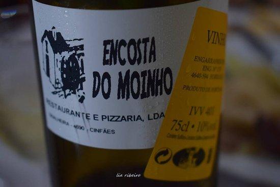 Cinfaes, Portugal: Bom vinho!