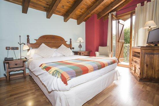 Cerler, Espagne : Habitación Junior Suit estilo Rústico