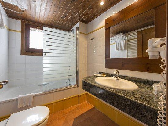 Cerler, Espagne : Baño Habitación Standar