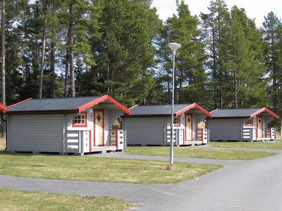 kart over østersund camping Östersunds Stugby & Camping (Östersund, Sverige)   Campingplass  kart over østersund camping