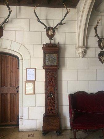Cere La Ronde, Francia: horloge