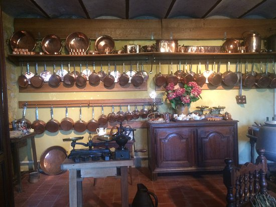 Cere La Ronde, Prancis: cuisine