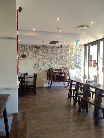 Ashfield, Australia: Kreta Ayer Restaurant