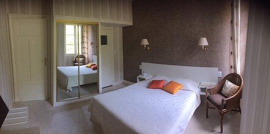 Barbotan-les-Bains, Francia: Chambre