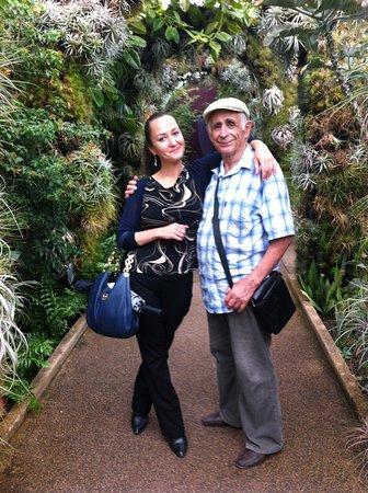 Belmont, Karolina Północna: Grand-dad and Grand-daughter