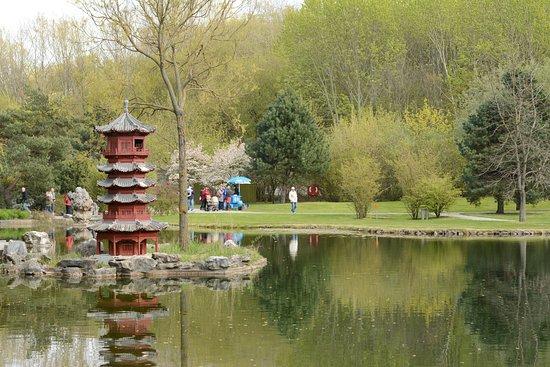 Gärten der Welt: конец апреля сады мира