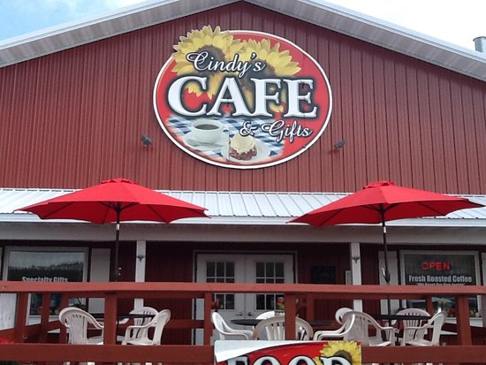 Three Lakes, WI: Superb breakfast