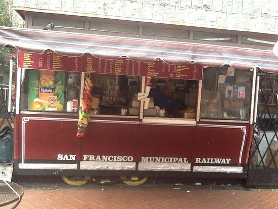 Cable Car Coffee San Francisco Union Square Restaurant Reviews