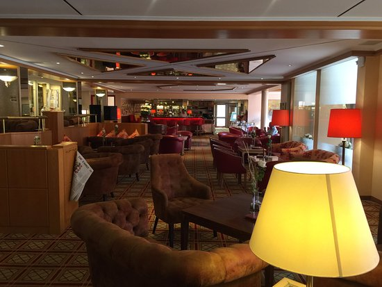 Parkhotel Bad Griesbach: Lobby