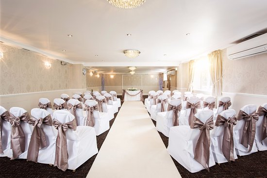 The Old Golf House Hotel Huddersfield: Castleshaw Suite