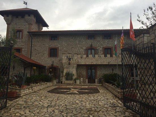 Il Castello dei Templari