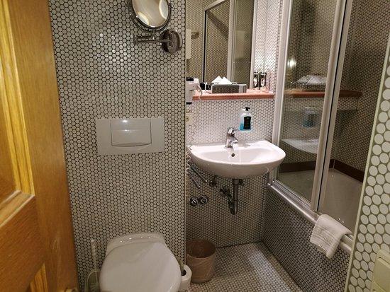Hotel Riesengebirge: ...klein aber fein(sauber!) Nr.2....