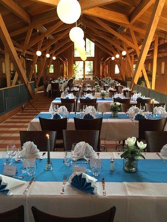 Bascharage, Luxemburgo: Banquet Mezzanine