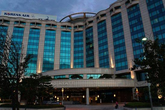 Grand Hyatt Incheon: отель