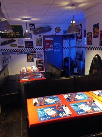 le garage a pizza g rardmer restaurant avis num ro de