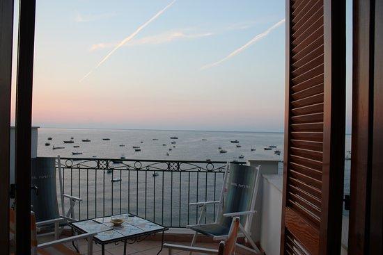 Hotel Pupetto: VISTA DO QUARTO