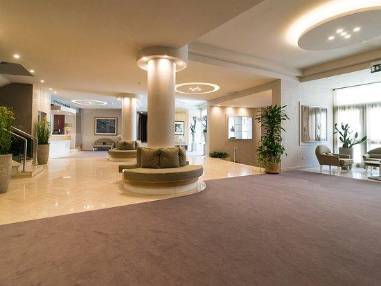 بريزيدنت بارك هوتل: Ingresso hotel