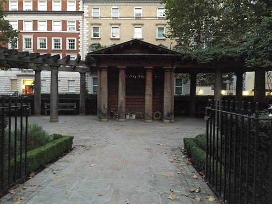 11 September 2001 Memorial Gardens