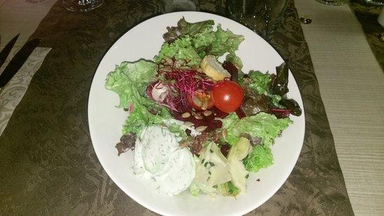 Waldklause: Salat