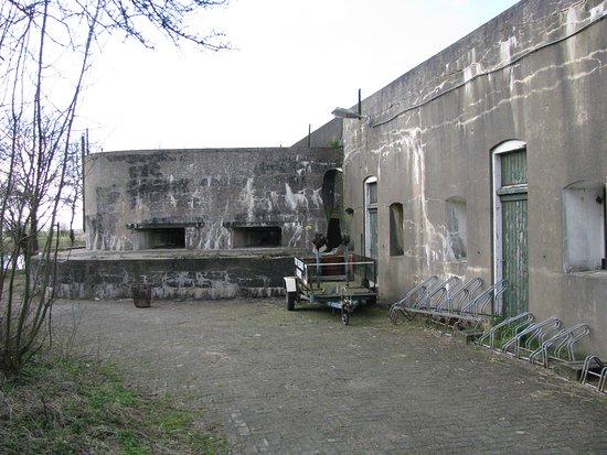 Luchtoorlogmuseum Fort veldhuis