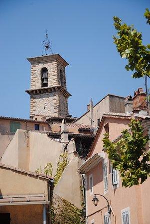 Gardanne, فرنسا: Le clocher de Gardanne