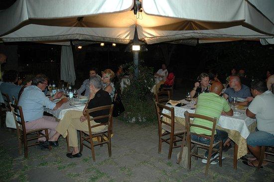 Farra d'Isonzo, Ιταλία: serata settembre