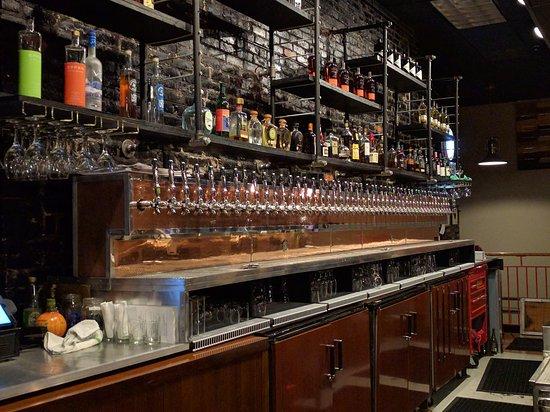 Photo of Bar The Social Bar + Kitchen at 208 Bank St, New London, Ct, New London, CT 06320, United States