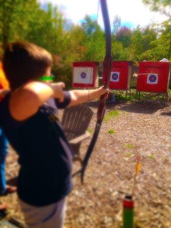 Thorold, Kanada: My son
