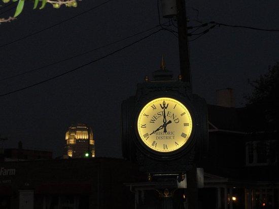 Winston Salem, Βόρεια Καρολίνα: West End Historic District