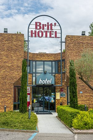 브릿 호텔 샹베리