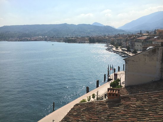 Hotel Vigna: View from the roof terrace