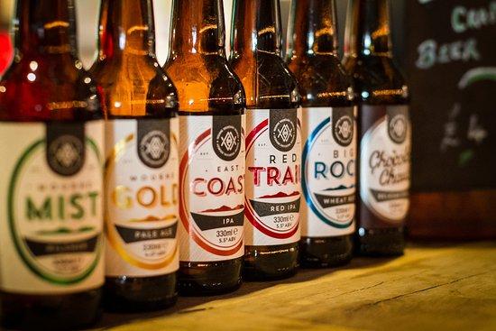 Keeping it local at Uluru Bar & Grill in Armagh