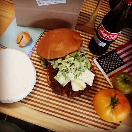 Placerville, CA: Real American Sloppy Joe