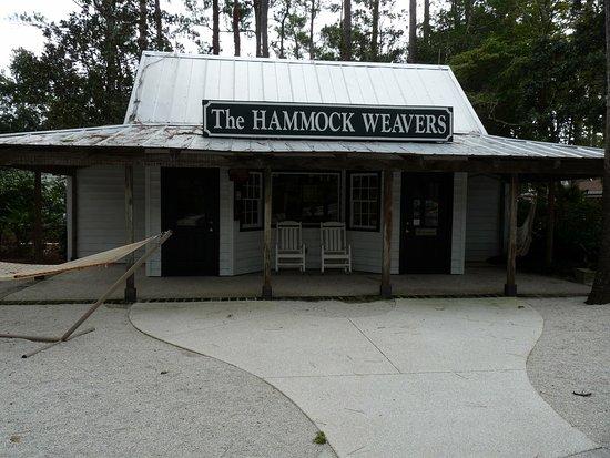 the hammock shops village  the hammock weavers hammock shops village pawleys island the hammock weavers hammock shops village pawleys island sc      rh   tripadvisor
