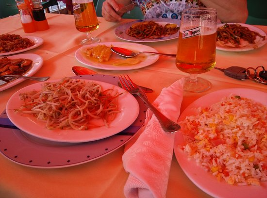Chinese Restaurants In Benalmadena